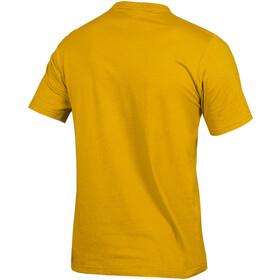 Endura One Clan Light Koszulka Mężczyźni, żółty